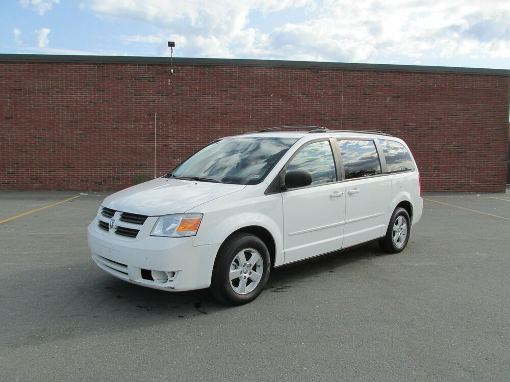 Ebay Advertisement 2010 Dodge Caravan Se 2010 Dodge Grand Caravan