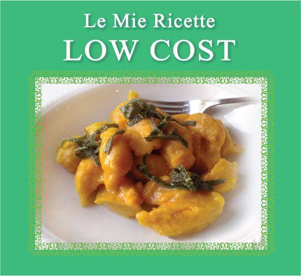 Ricette Low Cost | food primi piatti | Pinterest | Piatti, Ricette e ...