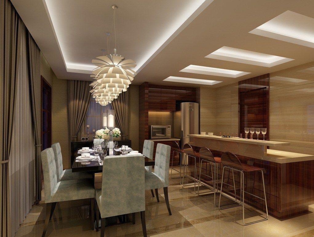 Kitchen Diner Lighting Speisezimmereinrichtung Esszimmer Dekor Ideen Elegantes Esszimmer