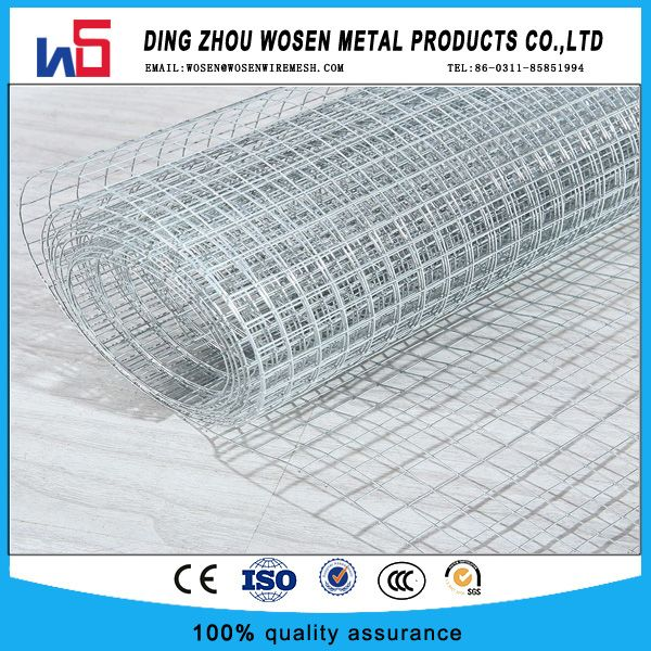 Wholesale 1\'\' x 1\'\' 19 Gauge 48\'\' x 30 m Hot -Dipped Galvanized ...