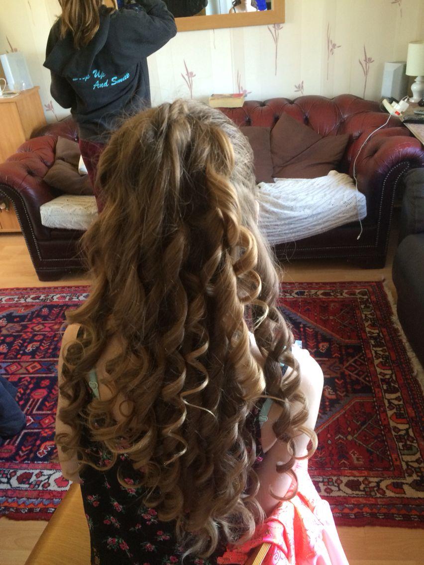Curling Wand A Must For Flowy Lyrical Hair Dancehair