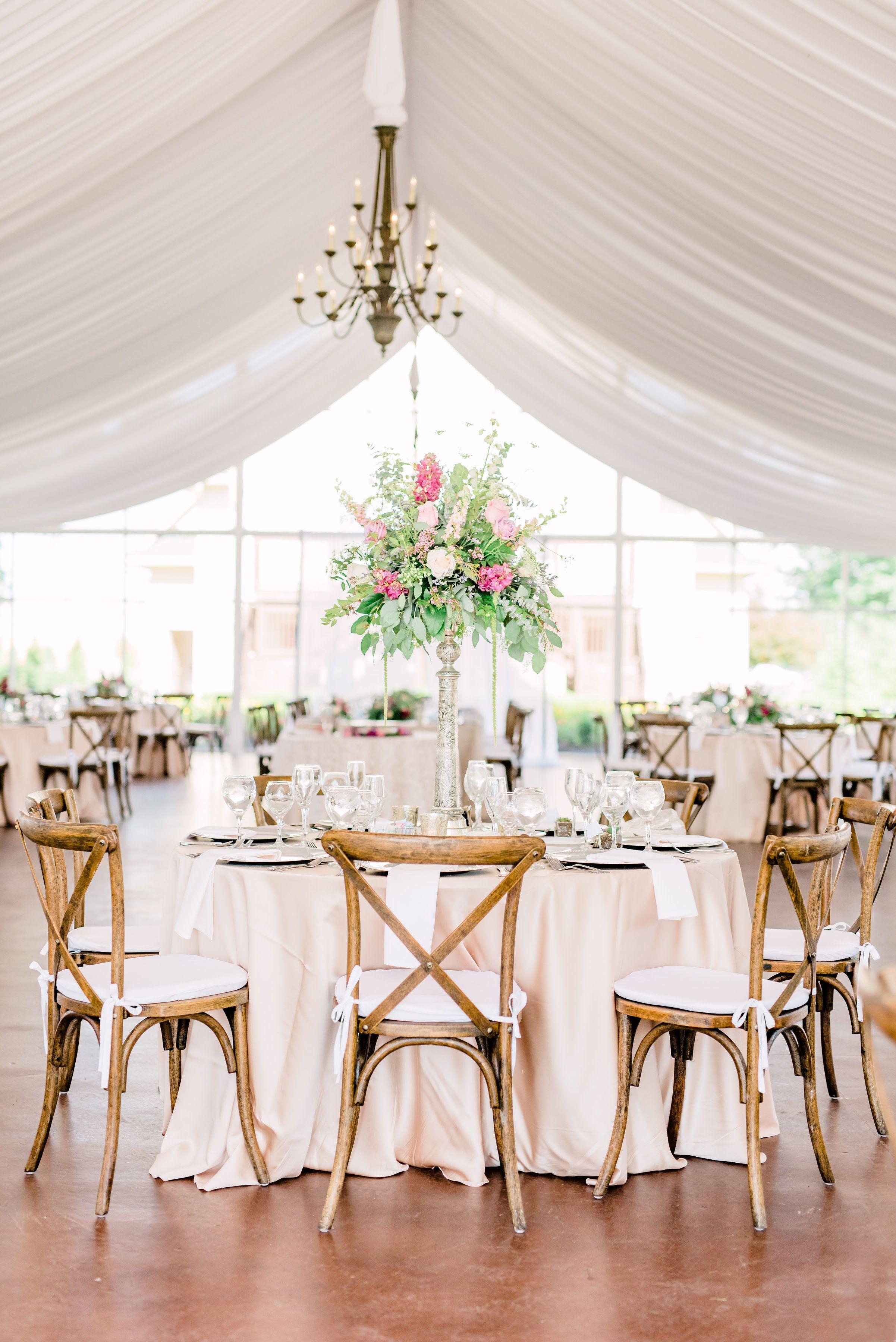 Garden Wedding Reception Venue Ritz Charles Photography Bailey