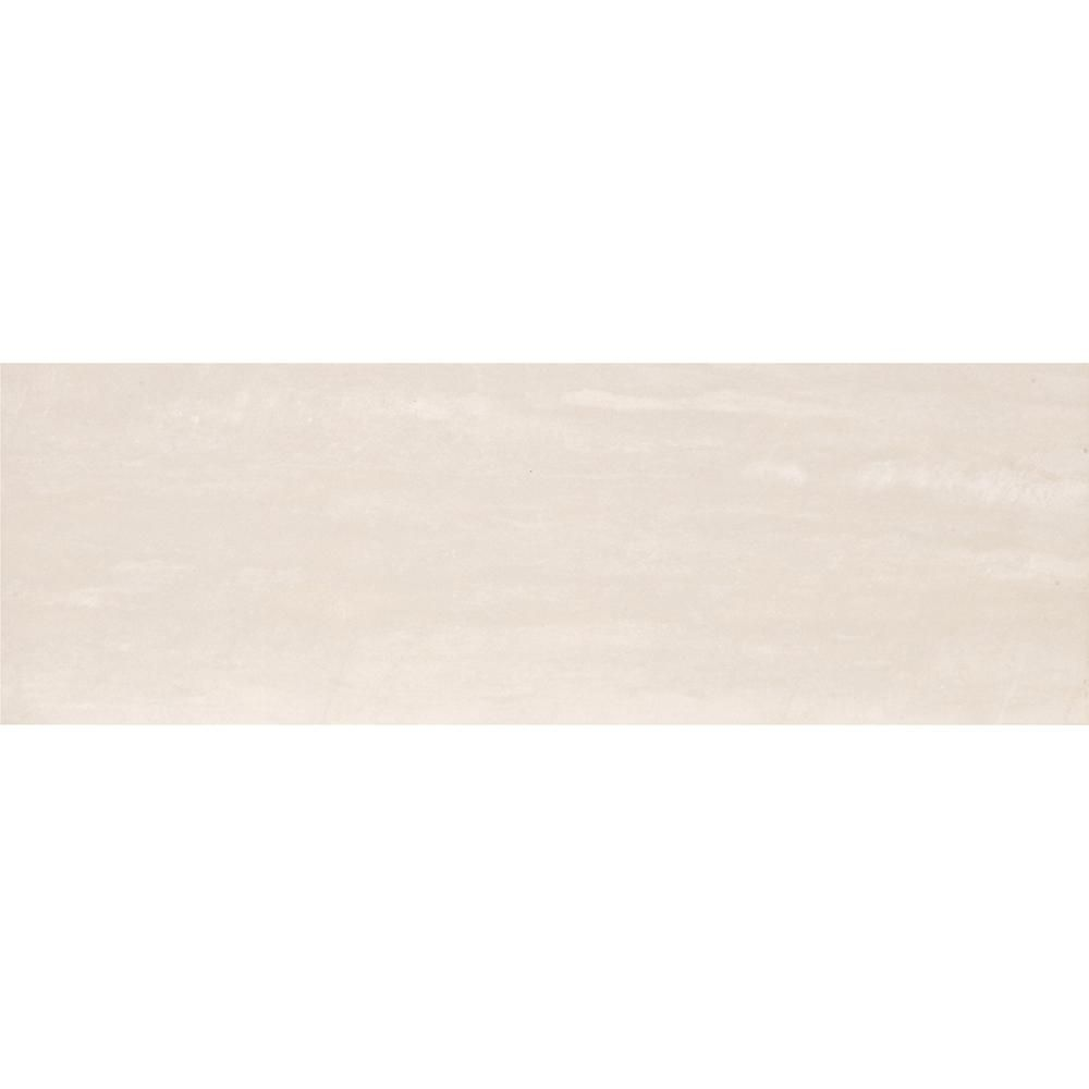 Daltile Sanford Alabaster Polished 12 In X 36 In Color Body
