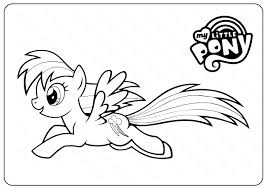 Printable My Little Pony Coloring Pages Book Pdf My Little Pony Coloring Coloring Pages My Little Pony Twilight