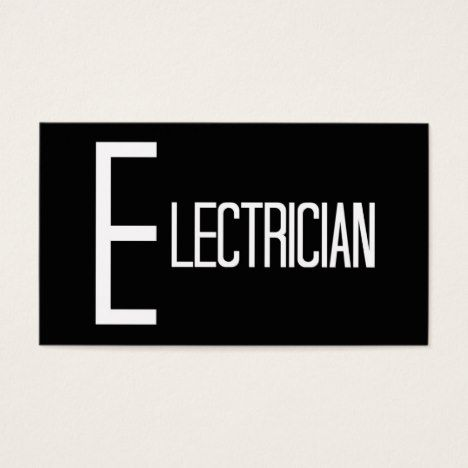 Electrician word business card electrician sparky businesscards electrician word business card electrician sparky businesscards impressions business essentials pinterest business cards and business colourmoves