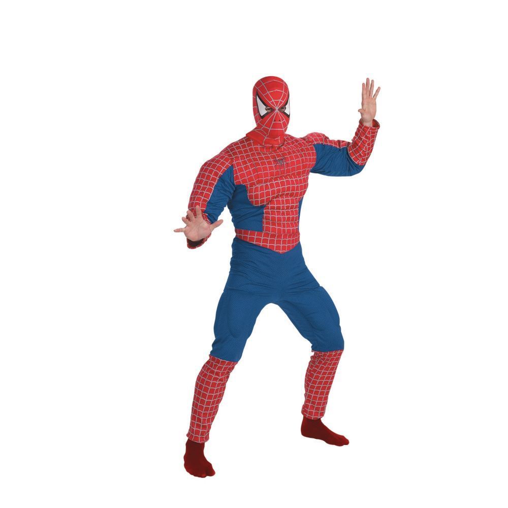 Spider-Man(TM) Muscle Chest Halloween Costume for Men - Medium - Extra Large  sc 1 st  Pinterest & Spider-Man(TM) Muscle Chest Halloween Costume for Men - Medium ...