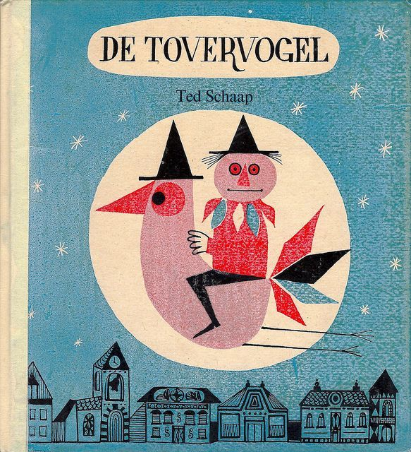 De Tovervogel by Ted Schaap, 1963