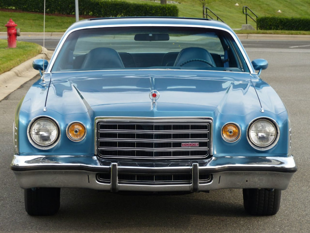 1975 Used Dodge Charger Daytona OneOwner 400 Dodge