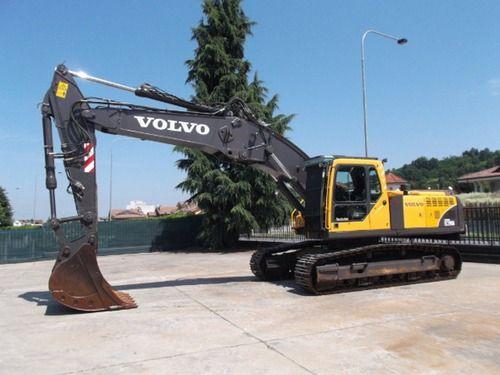 nice volvo ec290 nlc excavator factory service repair manual read rh pinterest co uk Volvo EC 290 Excavator Spec Volvo 360 Excavator Specs