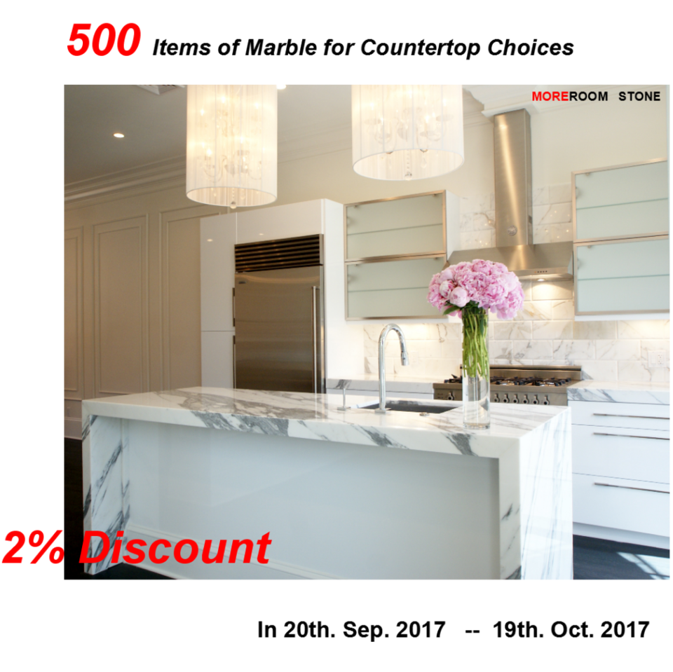 2017 Inlay Custom Cut Marble Slab Table Top Kitchen Countertop