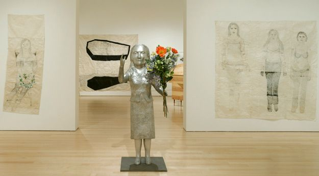 Kiki Smith's -  Installation