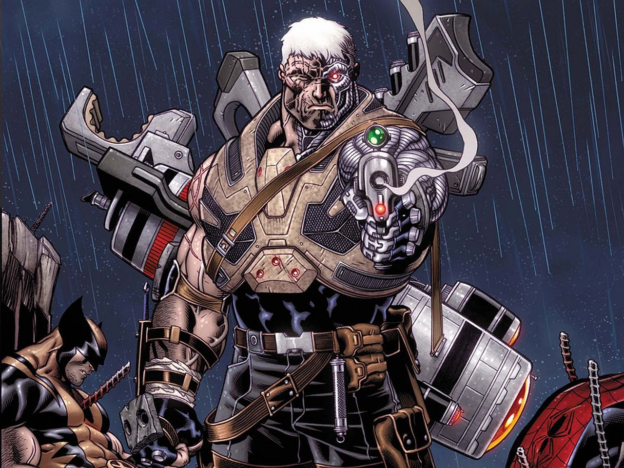 Cool Wallpaper Marvel Cable - babbffdd5e358889676b0a6bbcf038e1  Perfect Image Reference_952957.jpg