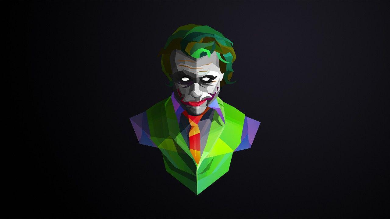 Creative Art Wallpaper Wide Joker wallpapers, Cartoon