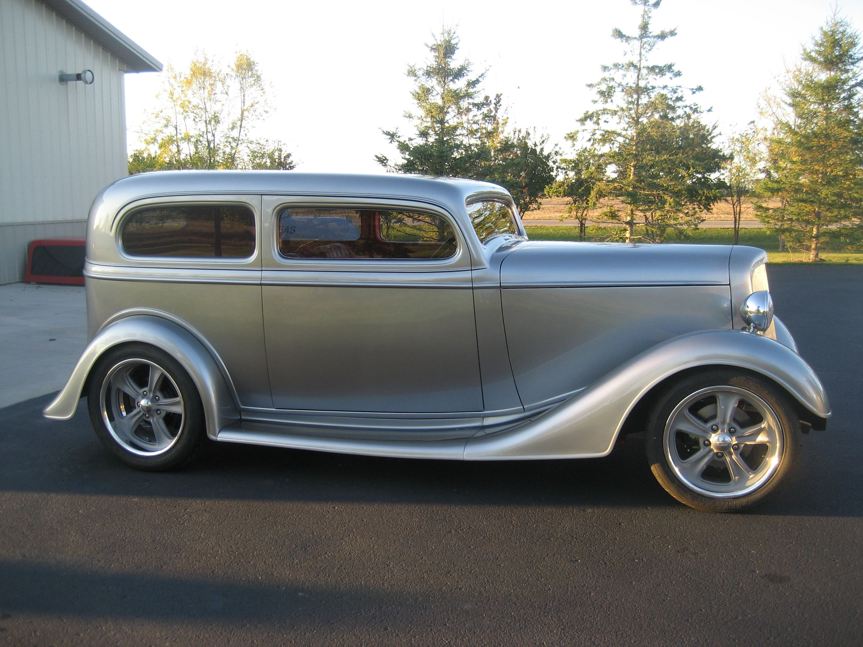 Custom Chevy 1934 Chevy Custom Interior Webers Custom