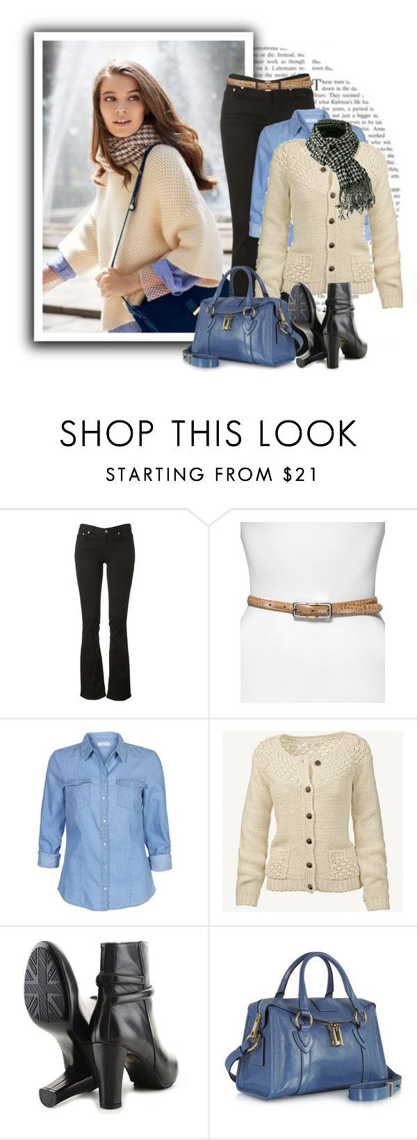 """Untitled #2039"" by johnna-cameron ❤ liked on Polyvore featuring Lauren Ralph Lauren, ONLY, Fat Face and Marc Jacobs"