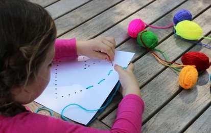 Cucito Bambini ~ Lavoretti di cucito per bambini idee fai da te progetti cucito
