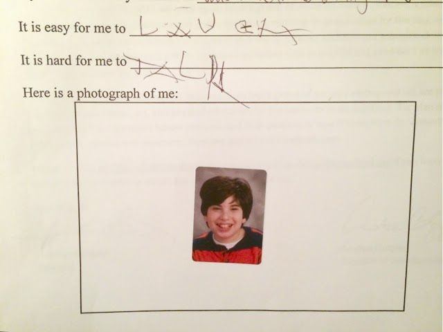 On explaining your child\u0027s disability to him School forms - disability form