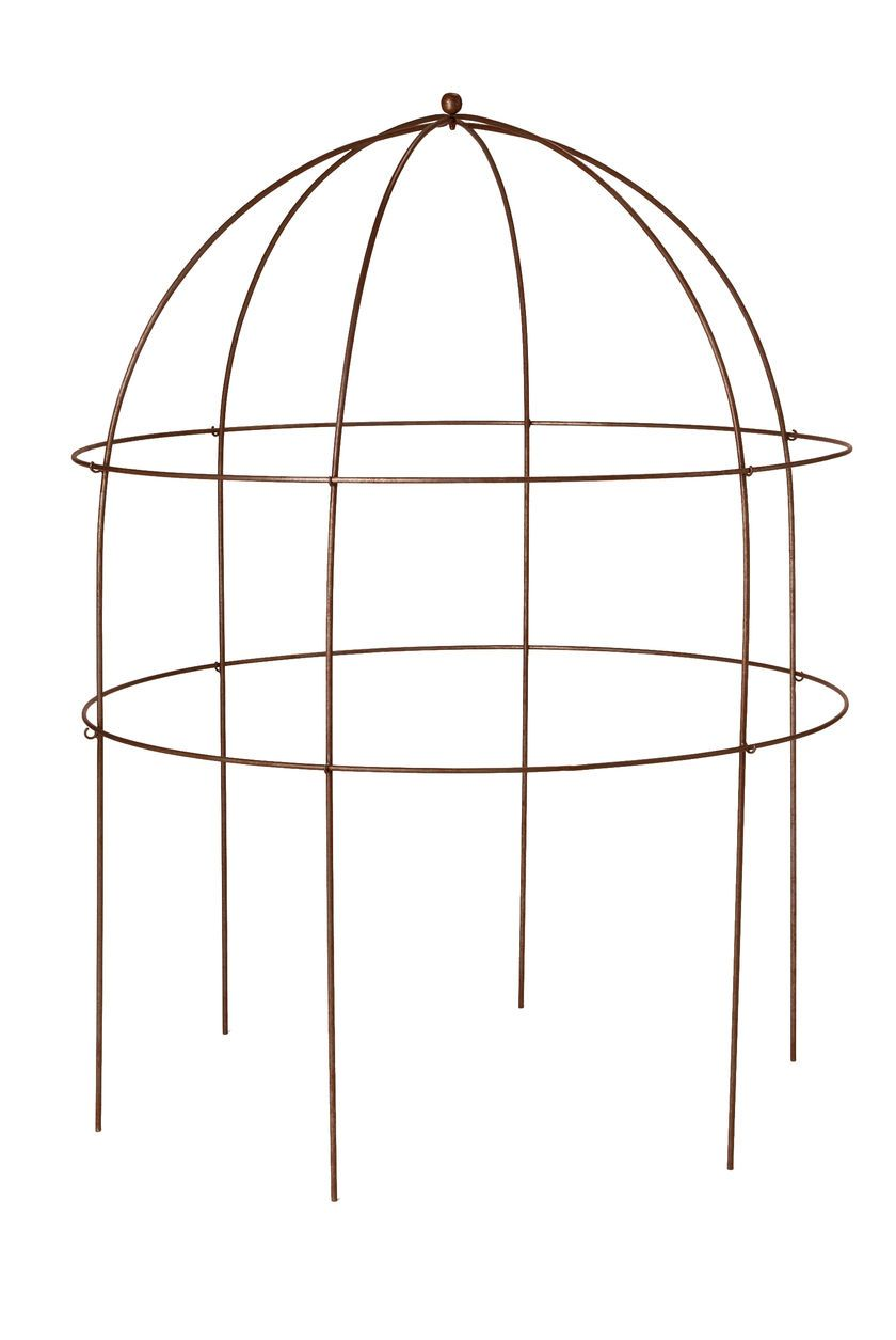 Jardin Birdcage Plant Supports Buy From Gardeners Supply For Peonies With Images Plant Supports Garden Supplies Natural Garden