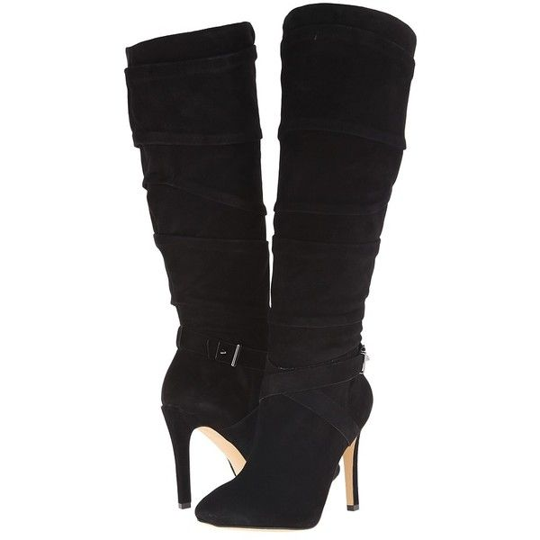 Womens Boots GUESS Daris Black Suede