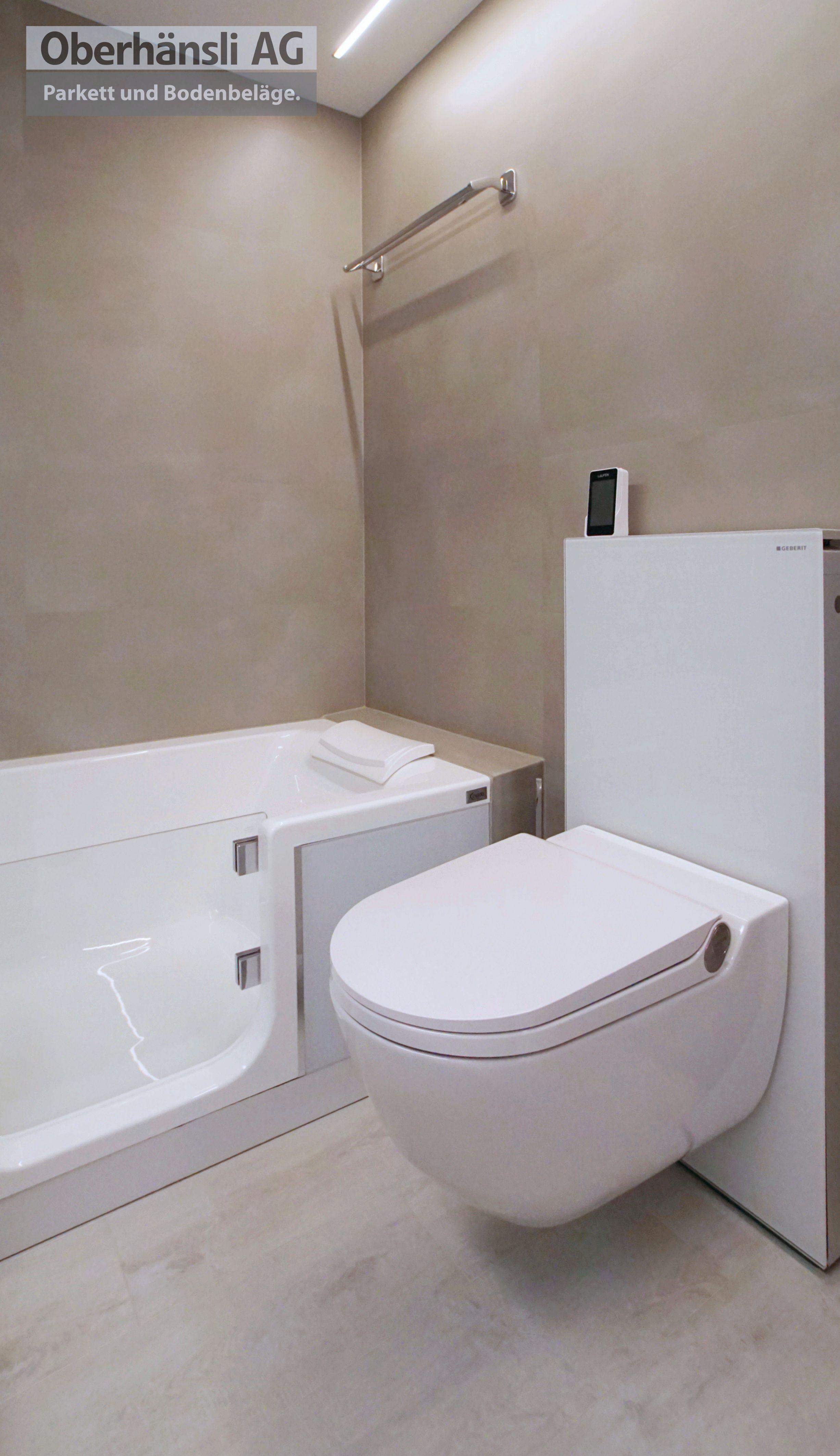 Badezimmer Wand Und Boden In Vinyl Pergo Vom Profi In 2020 Badezimmer Wand Badezimmerideen Badezimmer