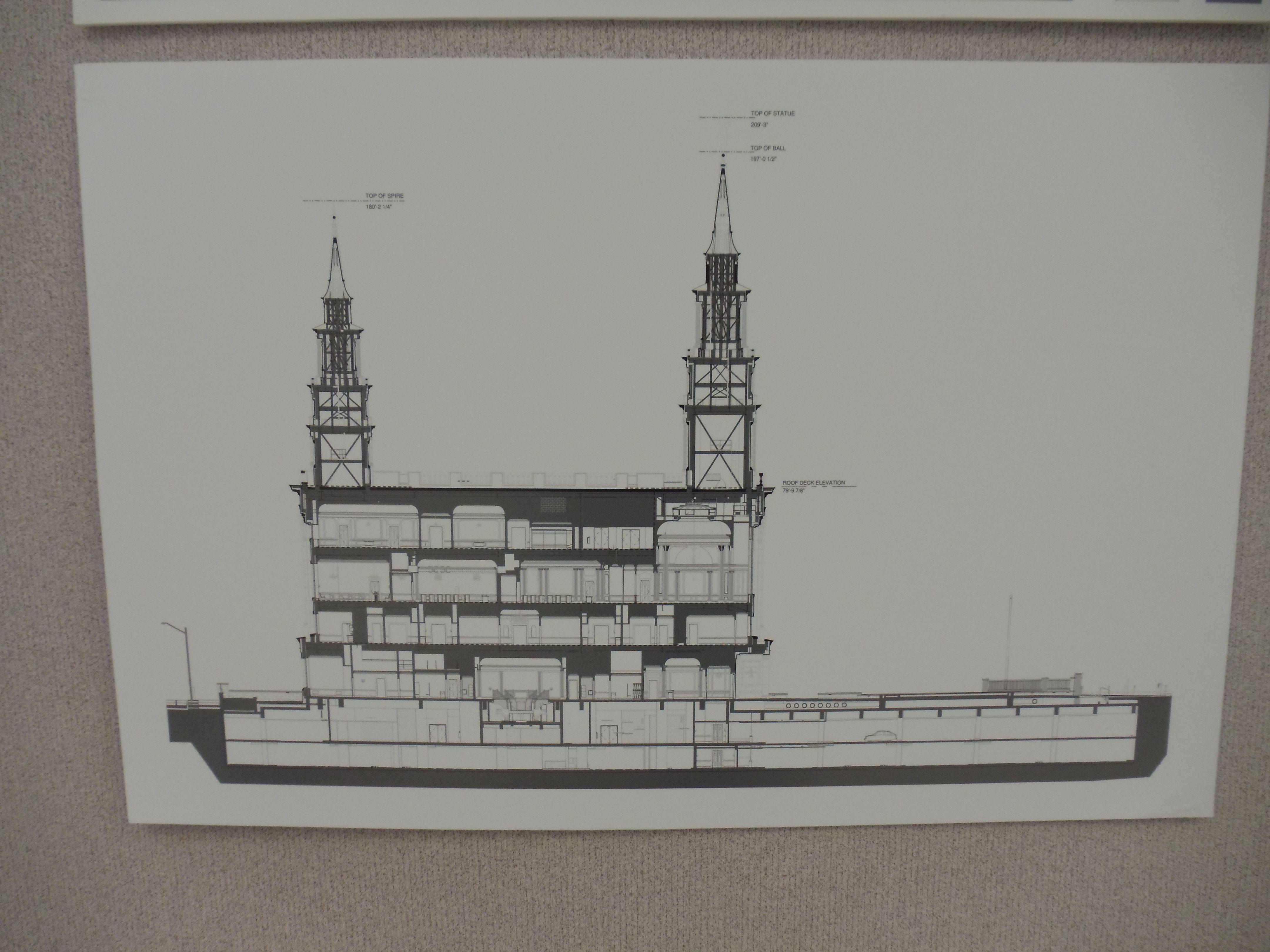 Philadelphia Pennsylvania Temple - Section