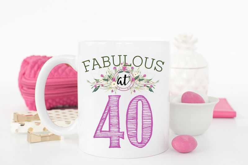 Funny 40th Birthday Gift For Women Ideas 40