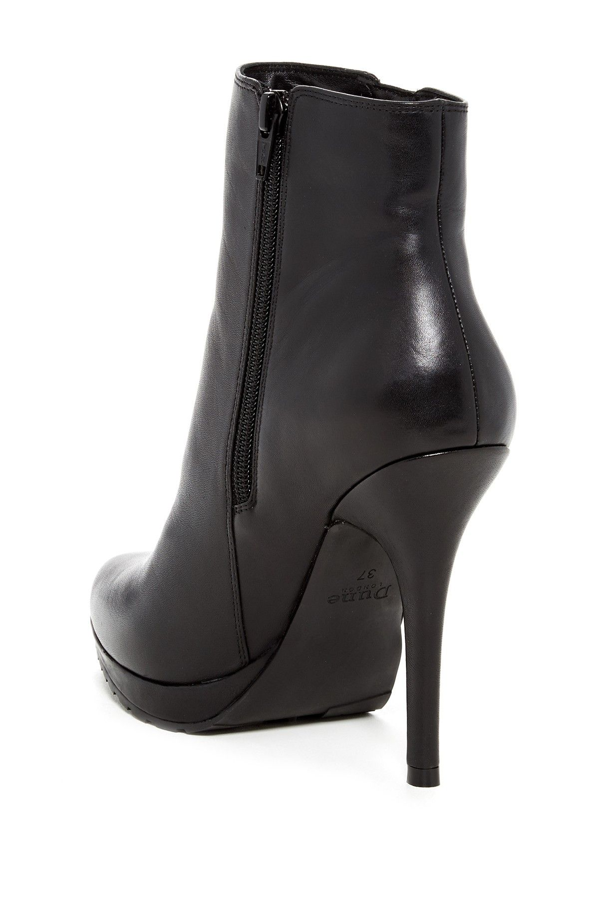 Nino Leather Bootie by Dune London on @nordstrom_rack