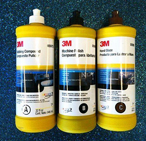 3m Buffing Polishing Compound Hand Glaze Package 5973 5996 5990 Http Www Productsforautomoti Polishing Compound Massage Techniques Aromatherapy Treatment