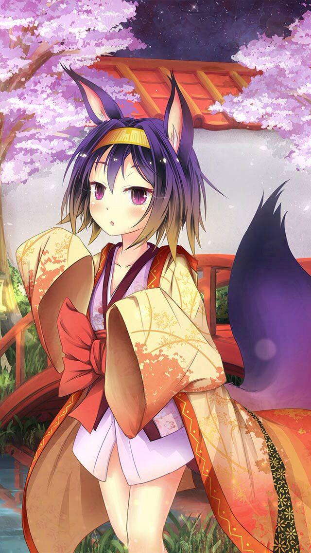 Izuna No Game No Life, Fox girl anime Nogame no life