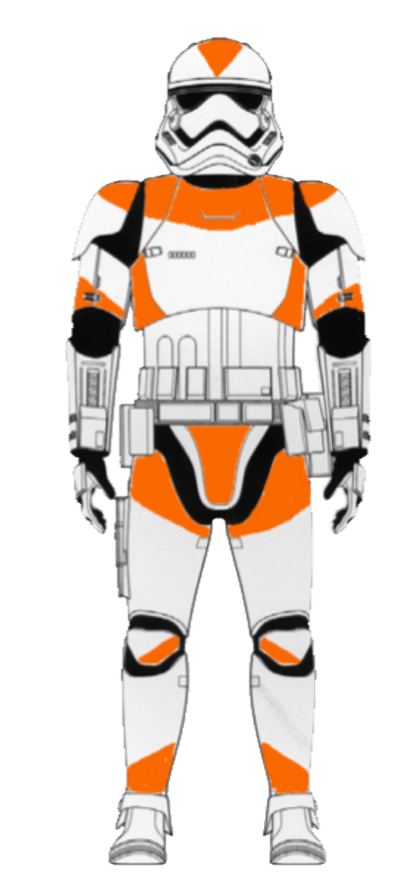 212th Attack Battalion First Order Stormtrooper Star Wars Trooper Clone Trooper Armor Stormtrooper