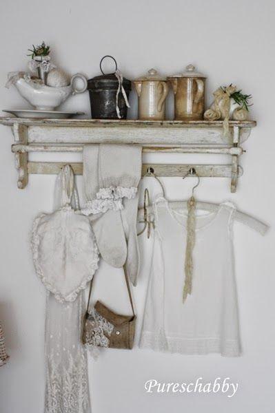 Pureshabby Osterdeko und neue Artikel im shop shelves - wohnzimmer deko vintage