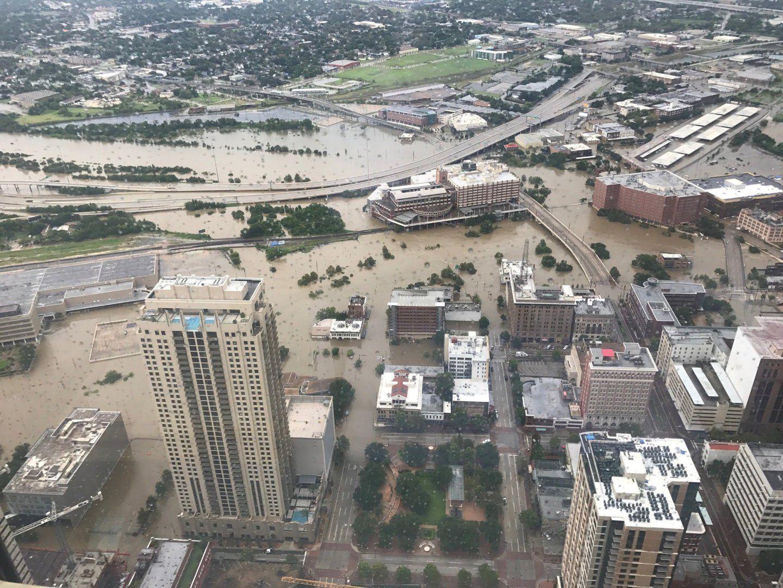 A Look At The Devastating Destruction Caused By Hurricane Harvey California Travel Hurricane Season Hurricane