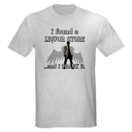SUPERNATURAL I DRANK IT Light T-Shirt