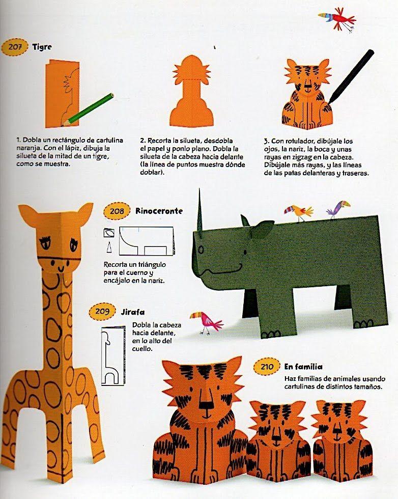 Zirkus Kindergarten Basteln In 2020 Kunstprojekt Fur Kinder Kindergarten Basteln Papier Tiere
