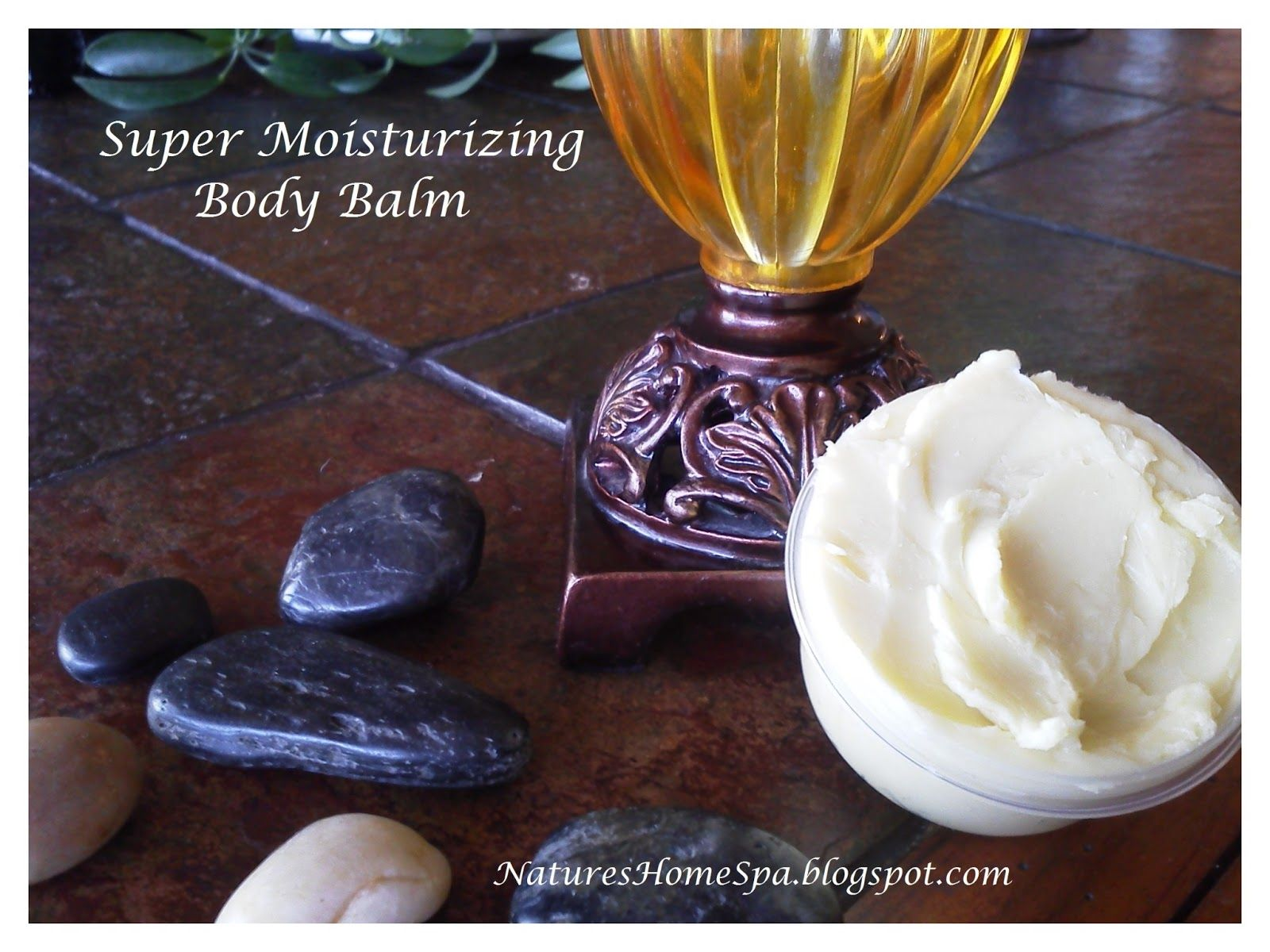 how to make non greasy body butter