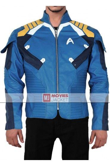 Star Trek Beyond Kirk Jacket Men Jackets Jackets Leather