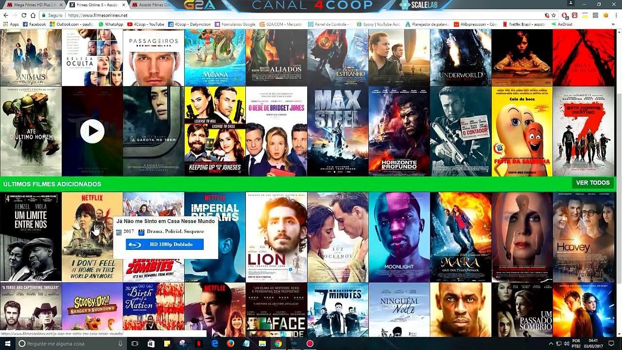 5 Melhores Sites Para Assistir Filmes E Series Online Hd