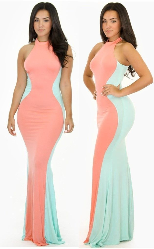 f5967347f82 Plus Size Taupe   Black Sleeveless Hourglass Maxi Dress