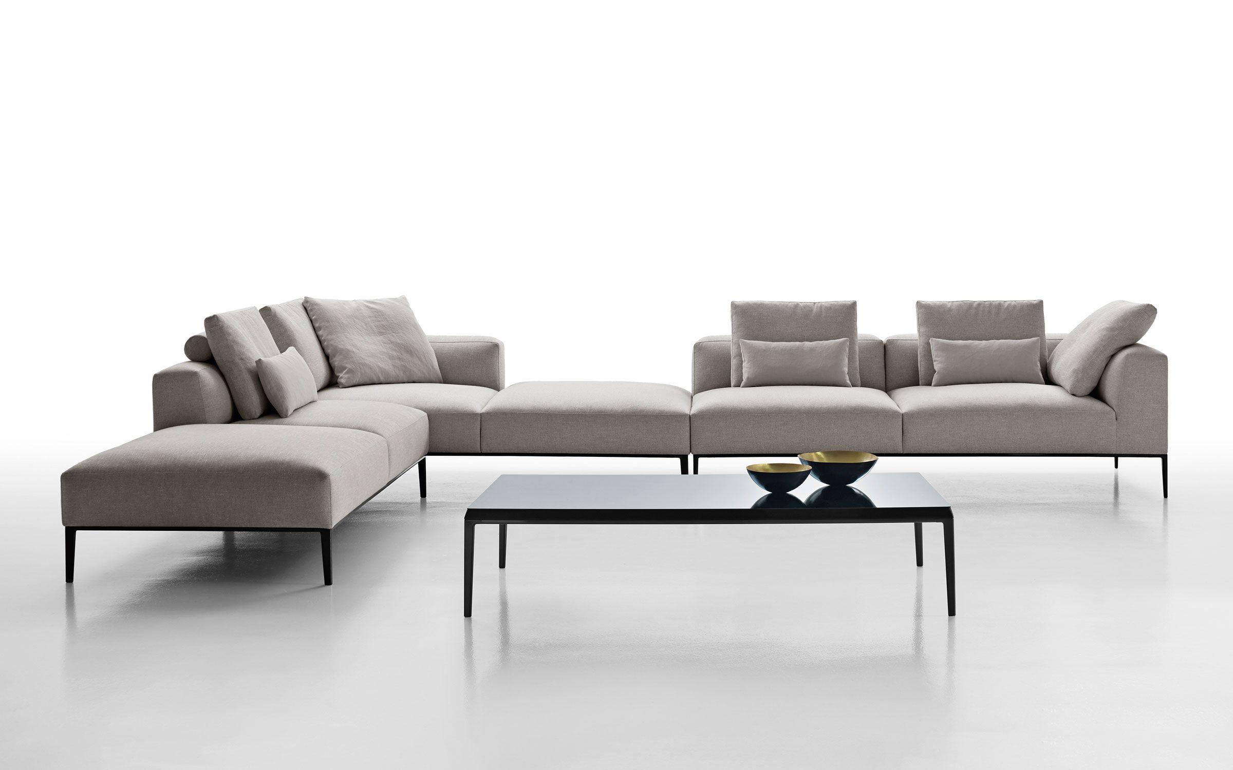 Sofa MICHEL Collection B&B Italia Design Antonio Citterio