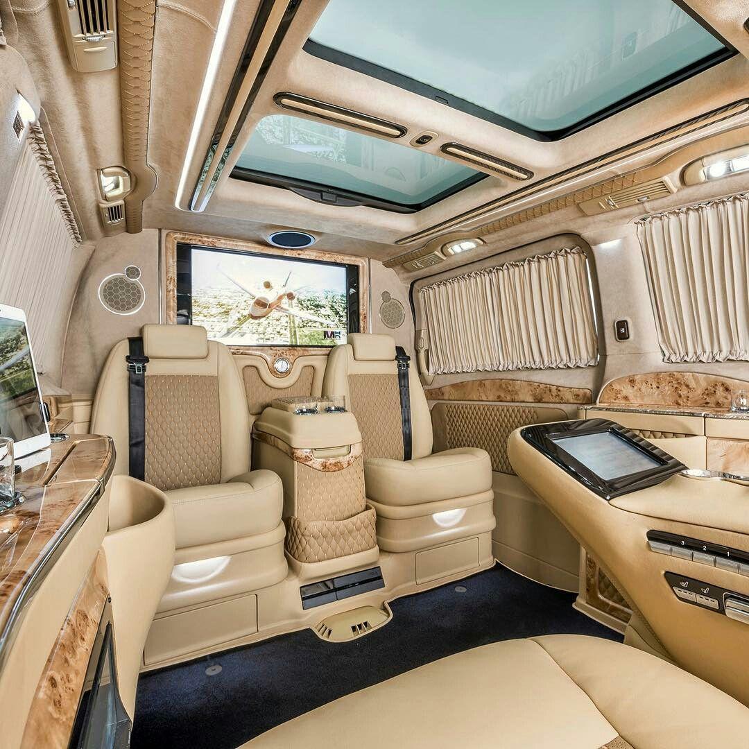 Klassen Luxury Van Luxury Van Van Conversion Luxury Luxury Cars