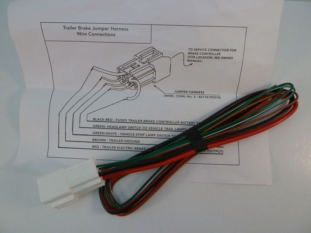 Extra Red Wire In Wiring Harness