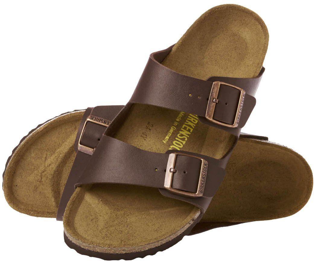 Sandales plates en cuir lisseBirkenstock 5OvaPqrdwK