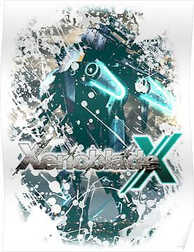 Xenoblade chronicles x poster by thebritishsonic xenoblade chronicles x posters gumiabroncs Image collections