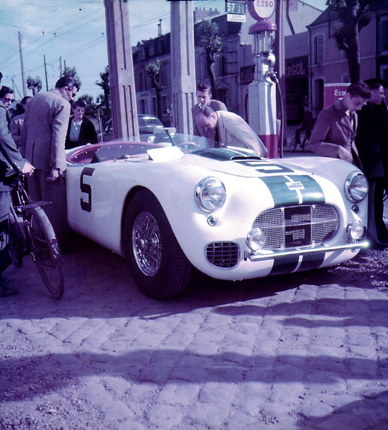 1951. The first year Briggs Cunningham came to Le Mans with his own ...
