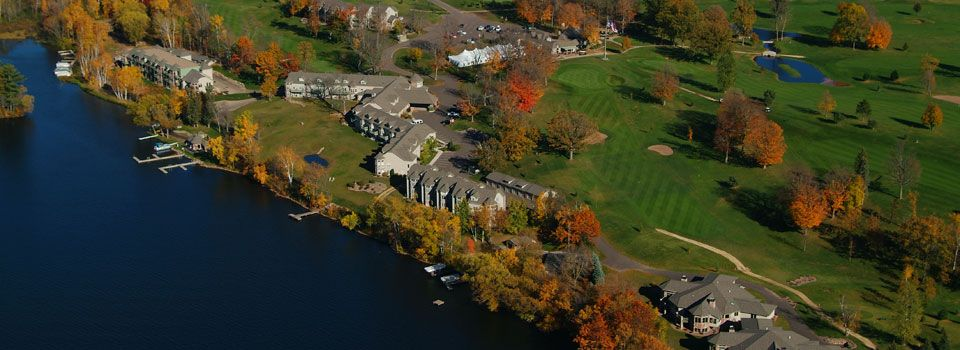 Tagalong Golf & Resort - Birchwood, WI Located on Red Cedar