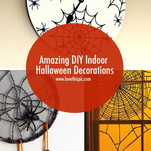amazing diy indoor halloween decorations halloween halloween decorations halloween crafts diy halloween ideas halloween indoor decorations
