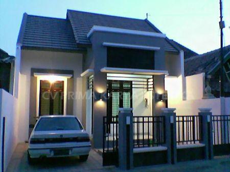 gambar rumah minimalis 1 lantai nyaman (7) | desain depan