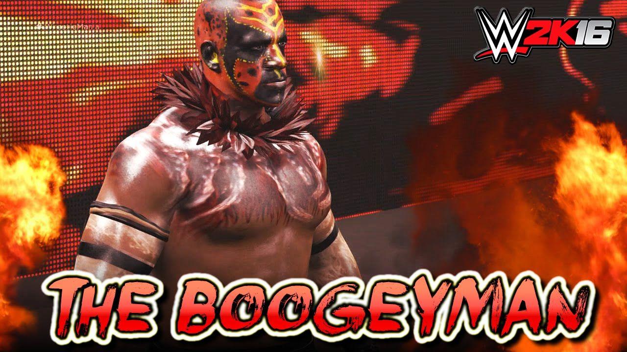 WWE 2K16 The Boogeyman Entrance, Signature & Finisher (CC