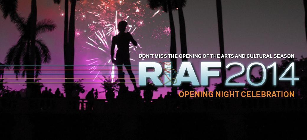 Ringling international arts festival 2014 florida