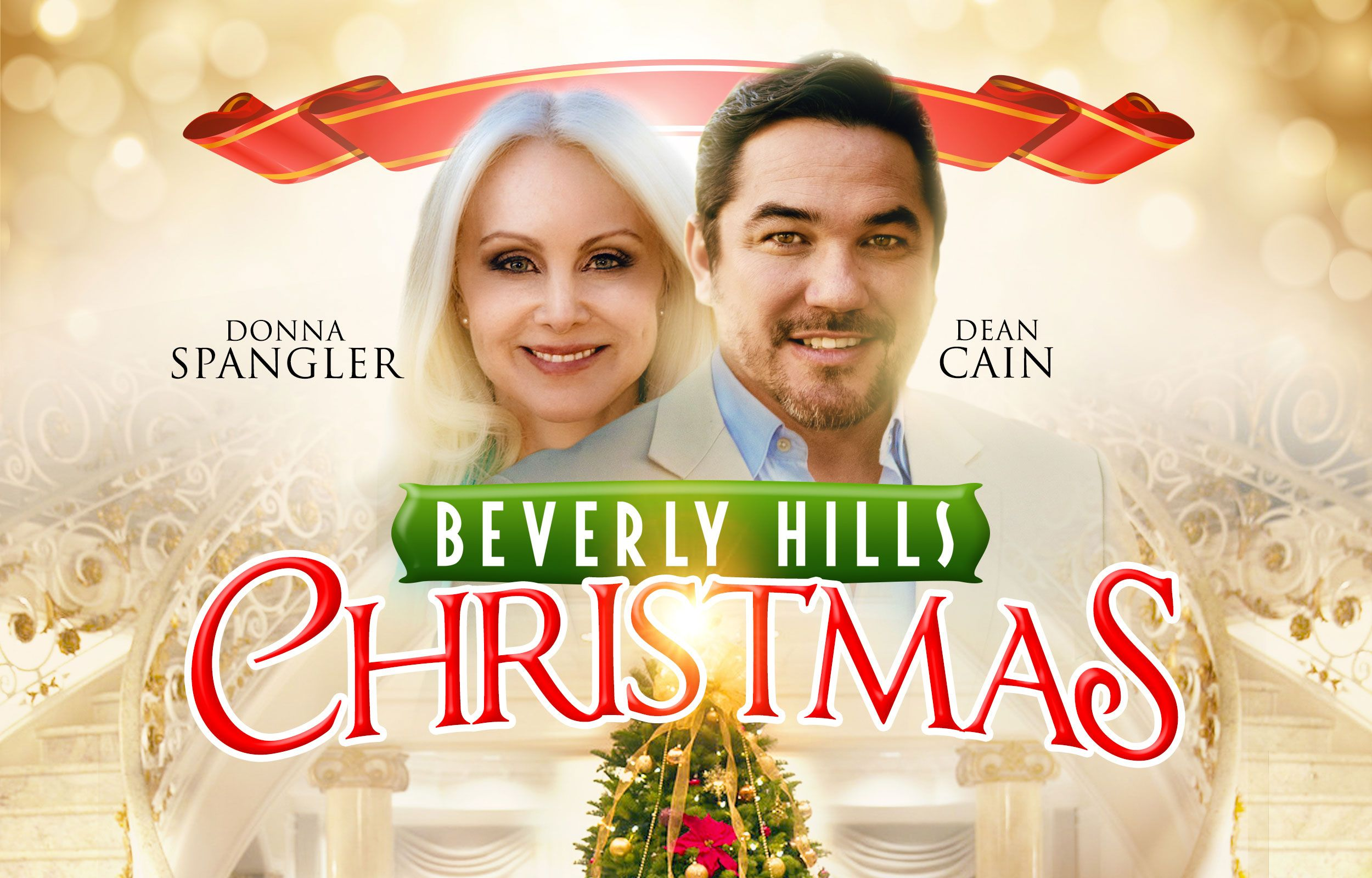 "Watch ""Beverly Hills Christmas"" Sunday, Dec 6 at 7 PM ET"